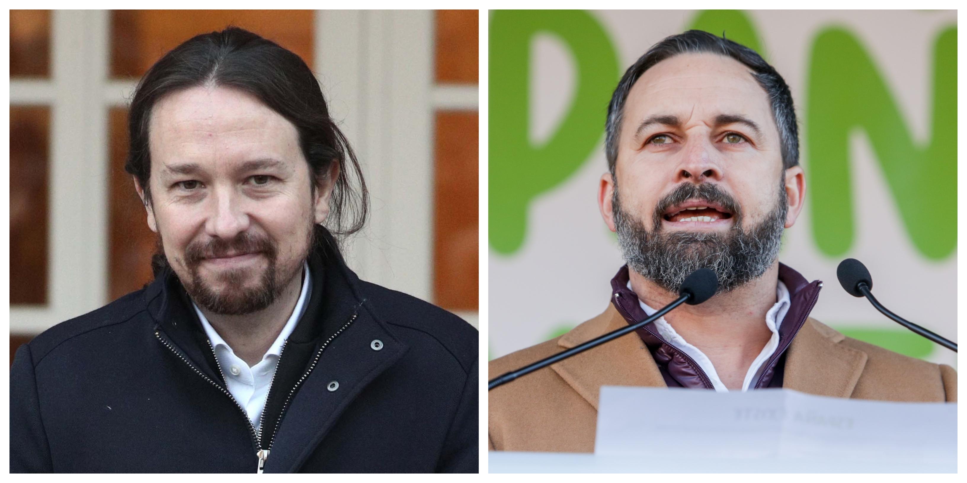 """Abascal hace picadillo a Iglesias por 'el pin parental': """"A mis hijos no vas a educarlos tú ni tu secta comunista"""""""