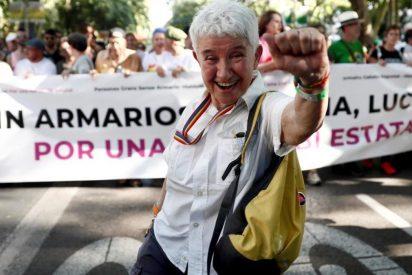 Boti García, la directora general de Diversidad Sexual de Irene Montero, confiesa haber tenido una relación 'amorosa' con una alumna suya menor de edad