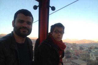 Podemos y sus fotos con el exministro de Morales que organizó el 'plan de fuga' fallido de los GEO