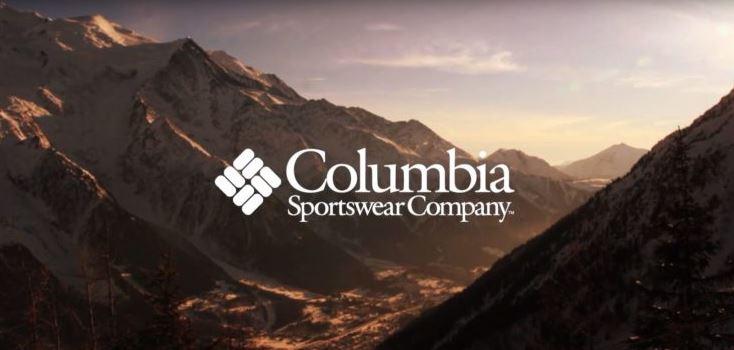 Columbia chaquetas