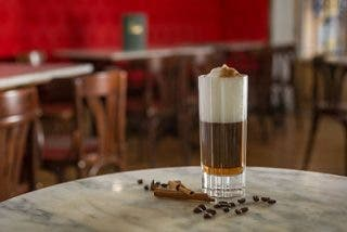 Café Madrid, la nueva coctelería con solera