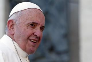 """El papa Francisco está 'perturbado' por la confrontación entre Irán y EEUU: """"Diálogo y autocontrol"""""""