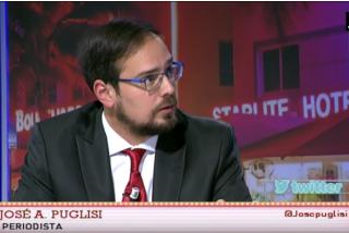 """José A. Puglisi: """"El ataque a la democracia de América Latina se realizó con el tridente Monedero, Zapatero y Garzón"""""""