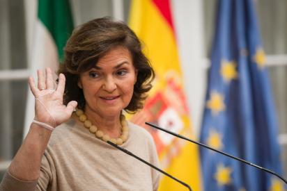 'Carmen Calva', de vicepresidenta a hazmerreír de Twitter