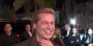 Brad Pitt o cómo 'resolver' con humor las dudas de si irá a los Oscar con Jennifer Aniston