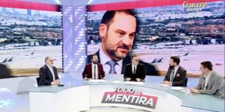 """Ni TEM puede salvar a un Ábalos """"con más versiones que la Macarena"""""""