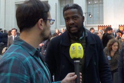 """Bertrand Ndongo: """"Zapatero e Iglesias orquestaron la reunión de Delcy y Ábalos"""""""