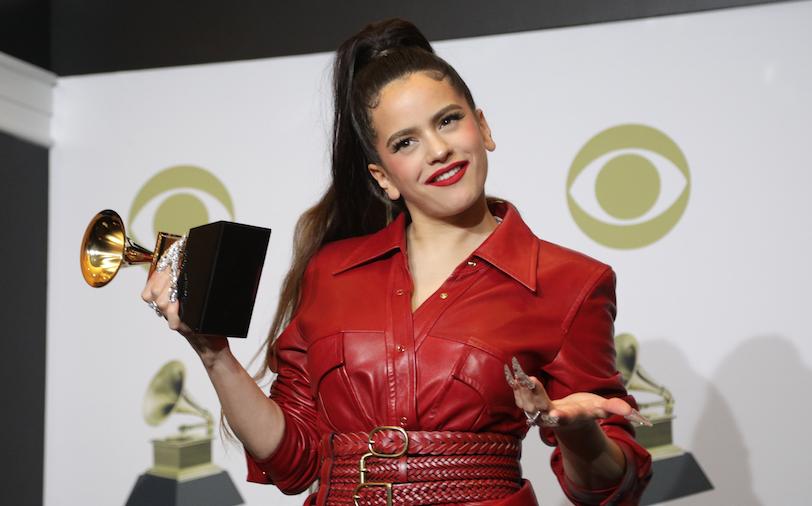 La fiesta de Rosalía después de los Grammy que ha desmontado su imagen feminista