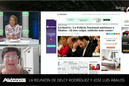 Miami: Patricia Poleo analiza el 'caso Ábalos' con las exclusivas de Periodista Digital