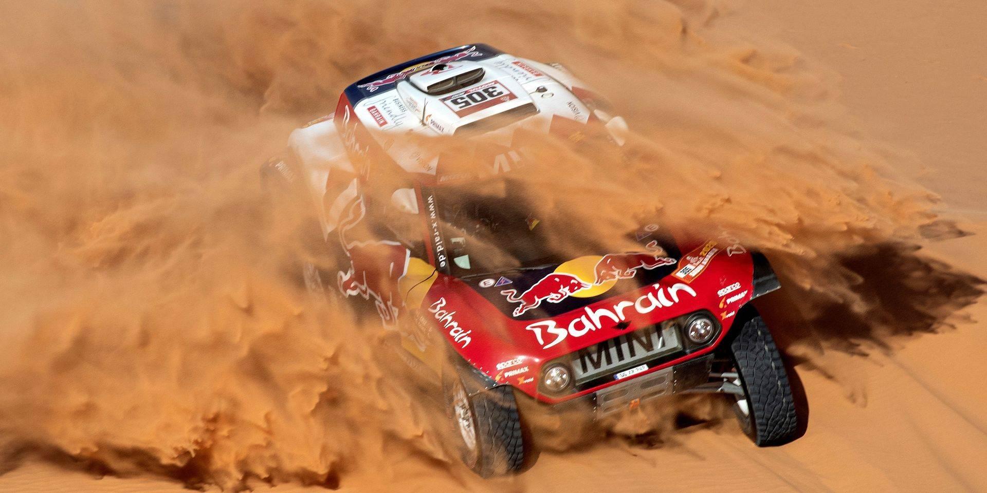 Dakar: Carlos Sainz roza el título del rally con un margen de 10 minutos