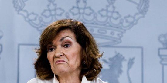 La RAE deja planchada a la vicepresidenta Calvo: rechaza adaptar la Constitución Española al lenguaje inclusivo