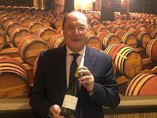 Carlos Moro presenta el primer vino de Casar de Vide