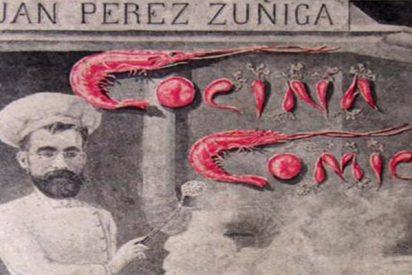 'Cocina Cómica': recetas de guisos y postres, poesías culinarias y otros excesos