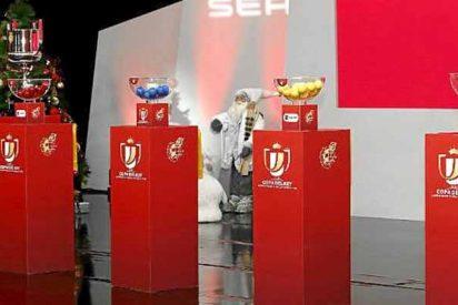 Copa del Rey: cómo será el sorteo de cuartos con un Real Madrid y FC Barcelona goleadores