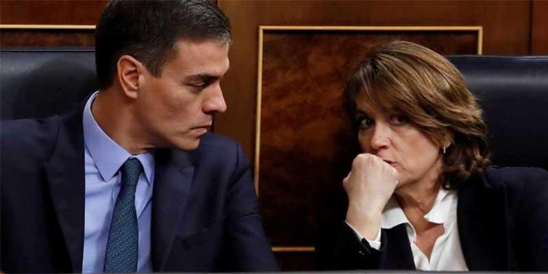 """La bronca de Pedro Sánchez en campaña a un periodista de RNE que fue más premonitoria de lo que parecía: """"¿La fiscalía de quién depende?"""""""
