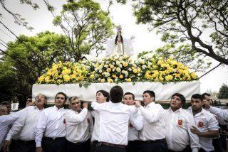 Imagen destacada del día: Fiesta de la Virgen de la Merced en la Isla Maipo, Chile
