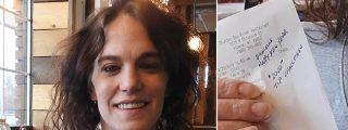 Una camarera recibe 1.800 euros de propina en Nochevieja