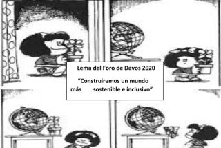"""Manuel del Rosal: """"50º FORO DE DAVOS: La cena de los hipócritas"""""""