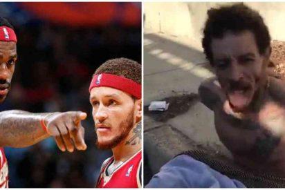 NBA: la historia de Delonte West, de jugador multimillonario a indigente