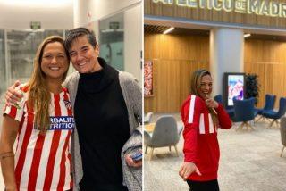 El Atlético de Madrid ficha a Deyna Castellanos, la estrella del fútbol venezolano