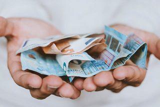 El PSOE propone en el Congreso de los Diputados eliminar el dinero en efectivo en España