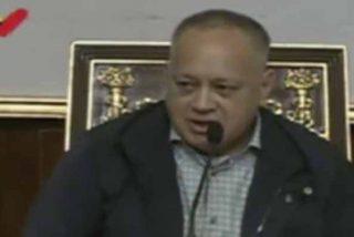"""Diosdado Cabello felicitó a los paramilitares que atacaron a Guaidó: """"Me siento orgulloso de ustedes"""""""