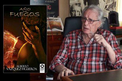 """Alberto Vázquez-Figueroa: """"Estoy totalmente en la ruina por culpa de Hacienda"""""""