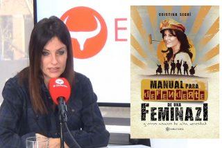 Mordaza chavista a Cristina Seguí: PSOE y Podemos impiden que presente su libro en Zaragoza