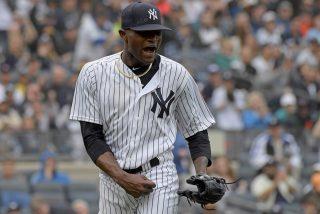 Los Yankees sancionan con 81 partidos a la estrella del equipo por agredir a su pareja