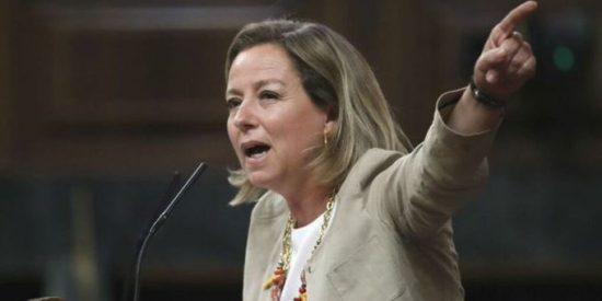 Ana Oramas anuncia que votará en contra de Pedro Sánchez y desata la rabia en la patulea progre
