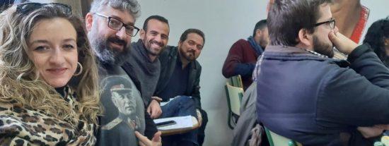 El patético homenaje de Podemos al asesino Stalin en Córdoba