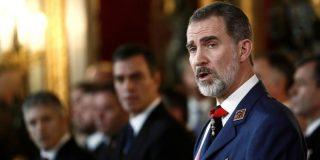 La lección que Felipe VI da a Sánchez: el 'homenaje real' a las víctimas del COVID-19 que el socialista desprecia