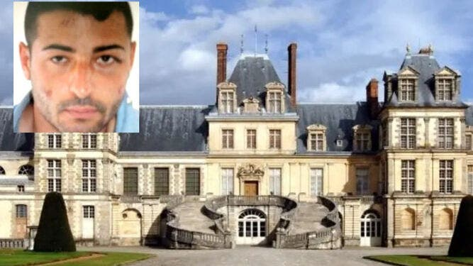 El Niño Juan, el español contratado por la mafia china para robar arte en el castillo de Fontainebleau