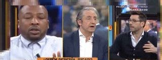 'El chiringuito': Roberto Morales ataca a Congo con un lamentable comentario racista para defender a Isco