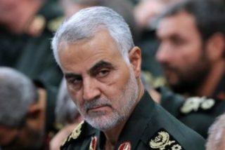 Drones de EEUU matan en Irak al poderoso general iraní Qasem Soleimani, líder de la fanática fuerza 'Quds'