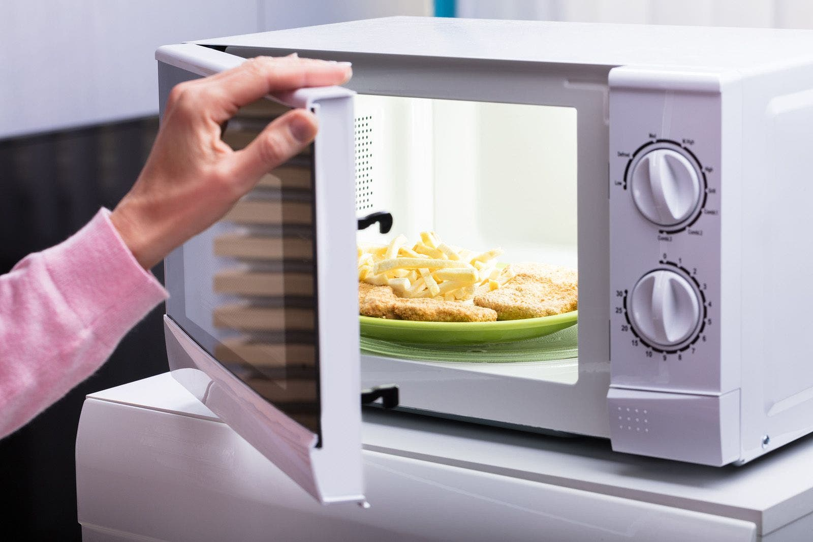 No cocinar los alimentos por encima de los 100ºC