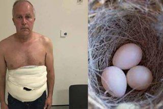 """""""El Pablo Escobar de los huevos"""": Brasil exige a Reino Unido la extradición del criminal"""