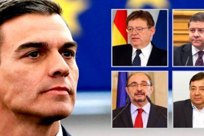 """García-Page apunta a Sánchez sin atreverse a nombrarlo: """"Algún día habrá que llevar al Código Penal hacer lo contrario de lo que se promete"""""""