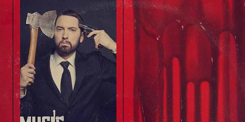 'Music To Be Murdered By': Eminem sorprende con un nuevo y polémico álbum