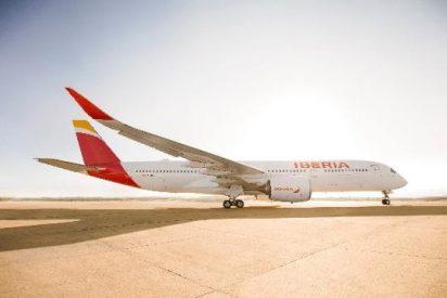 Coronavirus: Iberia anuncia un ERTE para el 90% de la plantilla