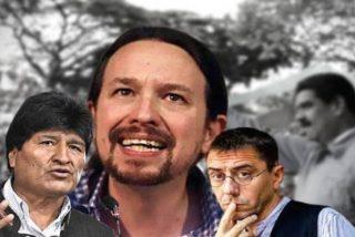 Podemos y el narco: a Pablo Iglesias, Monedero y compinches les huele el culo a pólvora