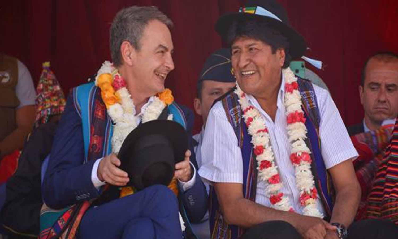 """El hermano del exvicepresidente de Evo Morales admite que se dio """"formación militar"""" a movimientos comunistas"""