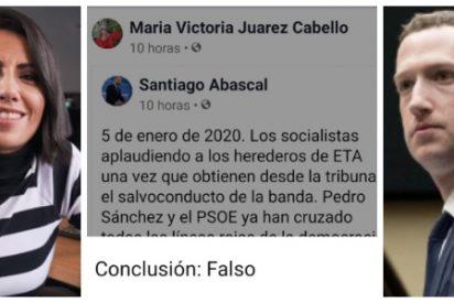 En Facebook se han vuelto locos: contratan a 'Newtrola' (Ana Pastor) para que censure los posts a favor de VOX
