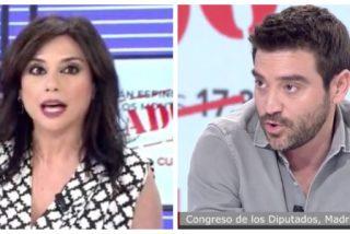 """Negre noquea a Marta Flich en directo: """"A Irene Montero no te atreves a hacerle bromas sobre su ropa interior"""""""