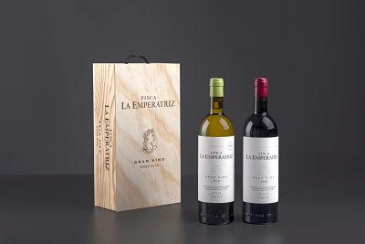 Los Hermanos Hernáiz abren una segunda época de Finca La Emperatriz con una renovación completa de su gama de vinos