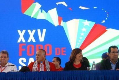 Foro de Sao Paulo impulsará la independencia de Cataluña y la era 'post-ETA'