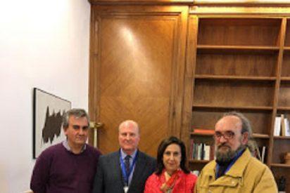 IGC se reúnen con la Directora General, causando muy buena impresión y plantean la readmisión de los UMD VERDES