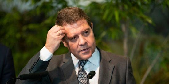 García-Page, ¿quieres defender a España de los ataques golpistas?: Ordena a tus nueve diputados tumbar a Sánchez