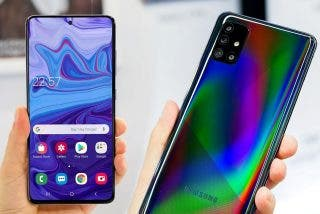 Samsung presenta sus Galaxy A51 y A71 en España