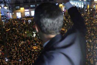 Vídeo inédito: Venezolanos en Madrid 'descoletan' a Pablo Iglesias por no reconocer a Guaidó